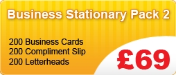 Business Stationary Pack 2
