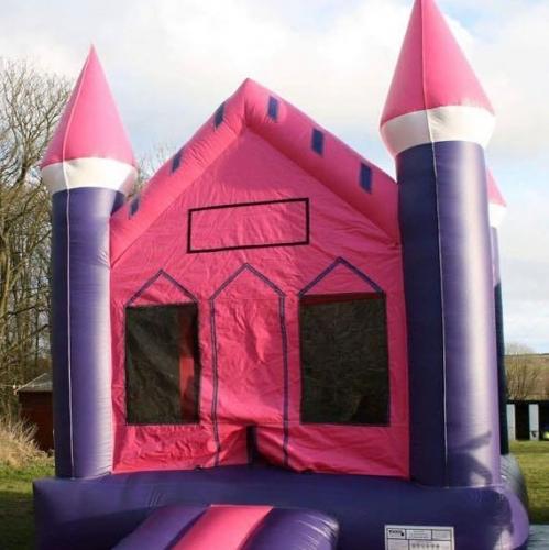 Fairy tale bouncy castle from Kingdom of Bounce