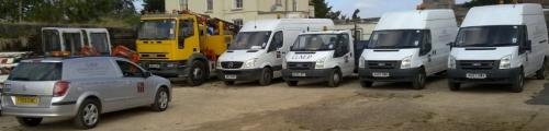 GMP Vehicle Fleet