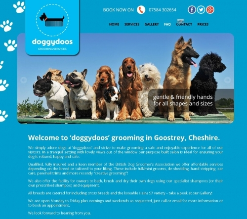 Website: DoggyDoosGrooming.co.uk