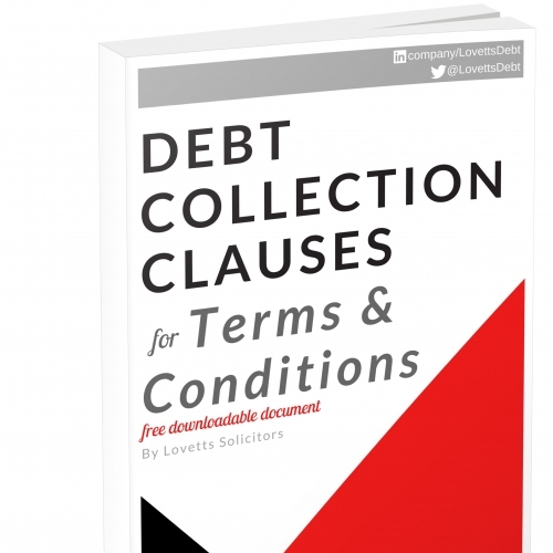Debt Collection Clauses Large