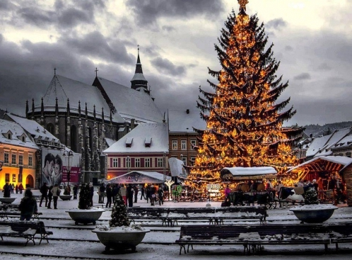 Brasov a perfect Christmas shopping experience