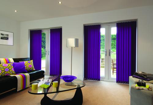 Vertical Blinds for all Decors Home and Commercial