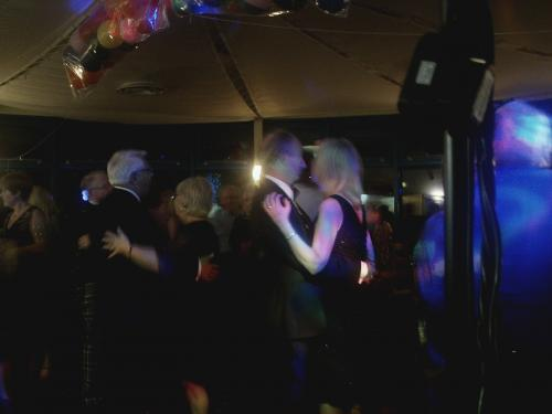 New year's eve party at Lee On Solent