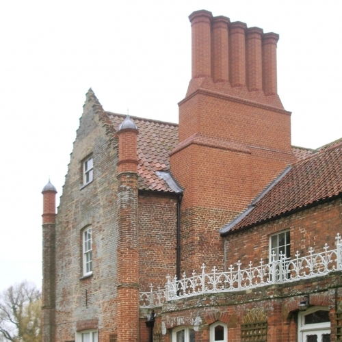 17th Century Brick House