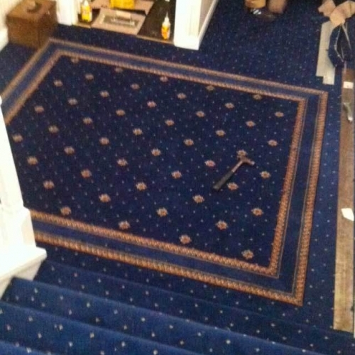 Patterned Carpets