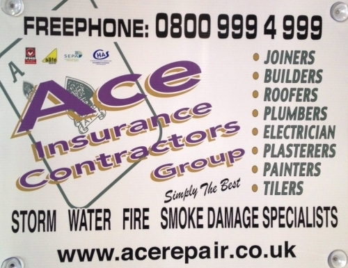Ace Insurance Contractors Group Ltd - All Trades Building Contractor