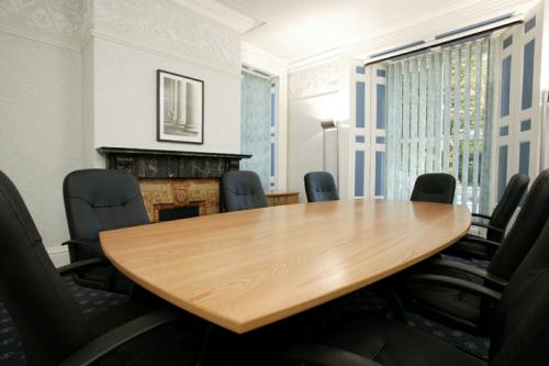 Meeting Room at Leigh House, Leeds