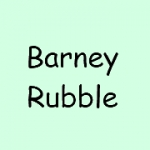 Barney Rubble