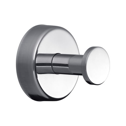 Single Towel Hook Stainless Steel