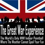 Great War Experience WW1 indoor paintball