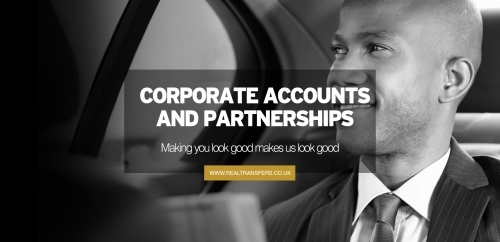 REAL Corporate Accounts and Partnerships