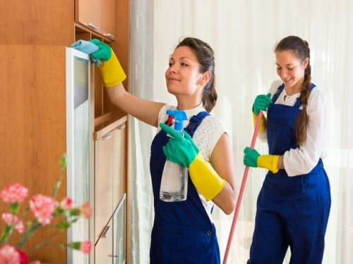Domestic Cleaning in East London