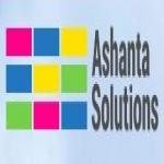 Ashanta Solutions Ltd