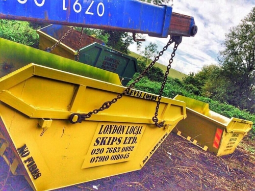 Skip Hire in Epping Forest