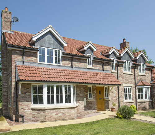 Sip build uk timber constructed buildings in normanton for Sip house cost