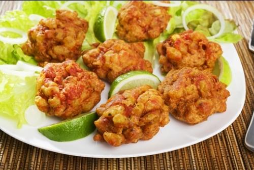 Onion Bhaji Nawab To Go