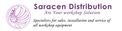 Saracen Distribution Ltd are your garage and workshop solution