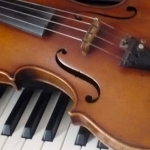 Violin And Piano By Flordispina D35bumq