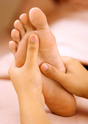 Reflexology with Be Harmony, Kidderminster