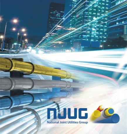 NJUG Creation of Brand Identity, Logo Design plus Annual Report Design & Artwork