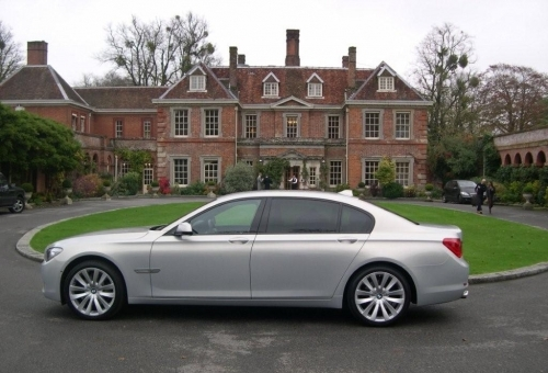 Top Specification BMW 7 Limo