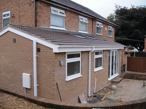 single storey kitchen extensions