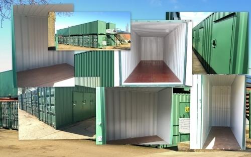 Mystor Self Storage Collage