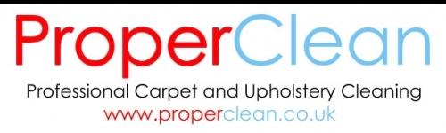 Proper Clean Proffesional Carpet and Upholstery Cleaners