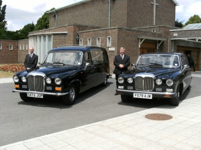 Traditional Daimler Vehicles