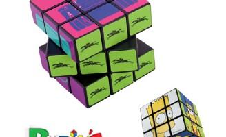 Promotional Rubik's Cubes