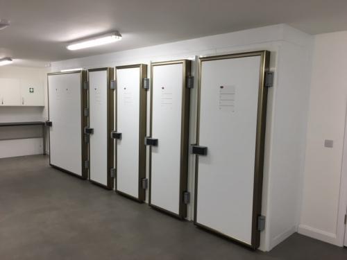 mortuary fridges