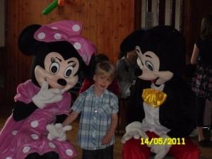 Mickey N Minnie 300x225