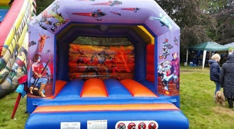 Bouncy Castles Hire Inverness