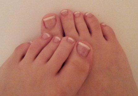 Hollywood Toes Gel