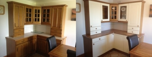 Replacement Cream Kitchen Doors Stoke