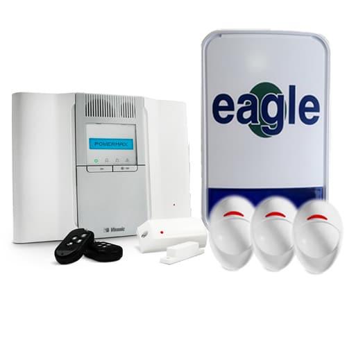 Visonic PowerMax Complete Wireless Alarm