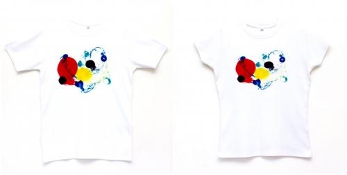 Colour Burst T-shirts