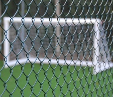 Chain link fences for 90cm to 1.8m (6ft) tall