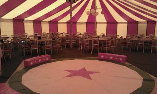circus theme event