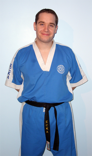 Sensei Michael Lines
