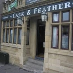 Cask & Feather