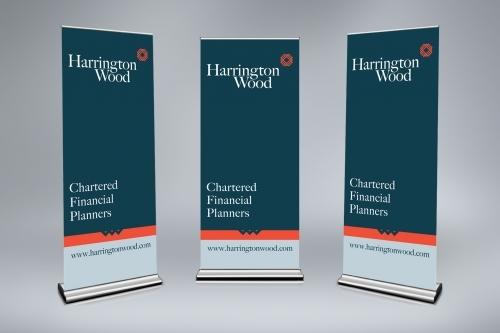 Harrington Wood Banner Design Bath Somerset