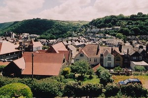Lynton, a view from Rockvale