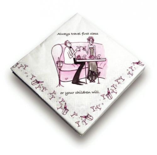 Fun Paper Napkins