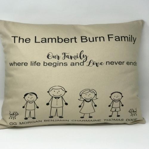 Personalised Cushions UK