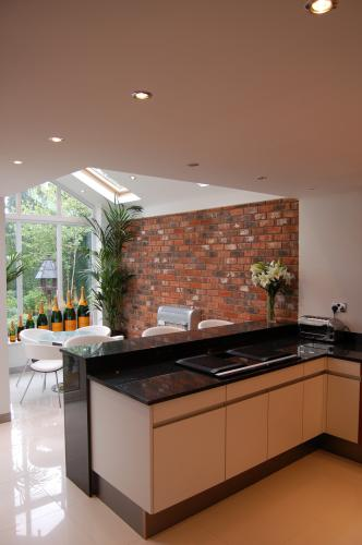 Sunroom / Kitchen Extension