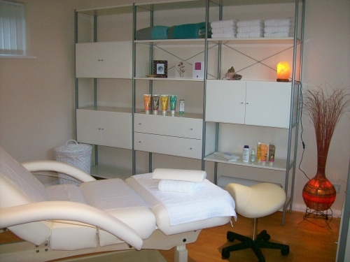 Reflexology Body Balance Therapy Room