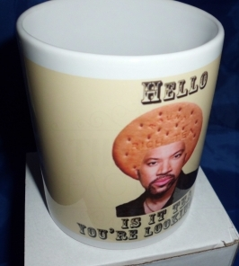 Hello is it tea youre looking for personalised mug