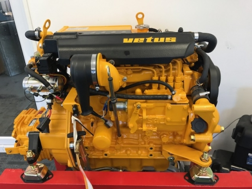 VETUS Engine